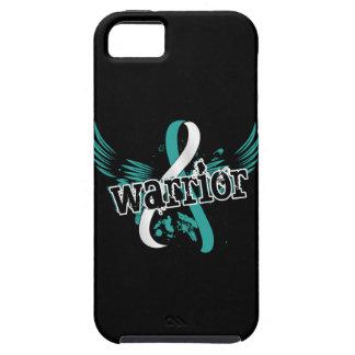 Cáncer de cuello del útero del guerrero 16 funda para iPhone SE/5/5s