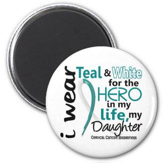 Cáncer de cuello del útero para mi héroe mi hija 2 iman