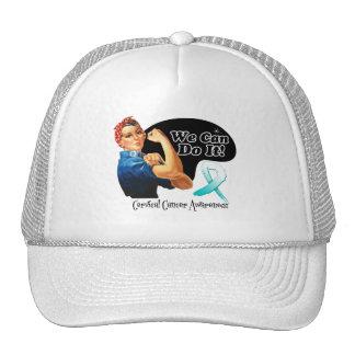 Cáncer de cuello del útero podemos hacerlo Rosie e Gorras