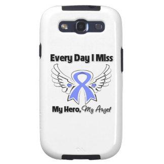 Cáncer de estómago cada Srta. My Hero del día I Galaxy S3 Fundas