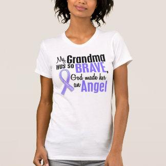 Cáncer de estómago de la abuela del ángel 1 tee shirt