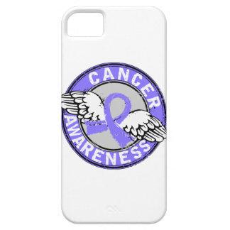 Cáncer de estómago de la conciencia 14 iPhone 5 fundas