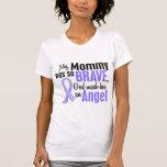 Cáncer de estómago de la mamá del ángel 1 camiseta