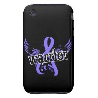 Cáncer de estómago del guerrero 16 iPhone 3 tough coberturas