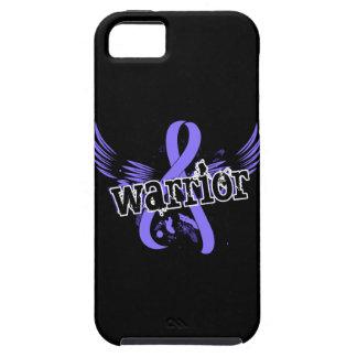 Cáncer de estómago del guerrero 16 iPhone 5 fundas