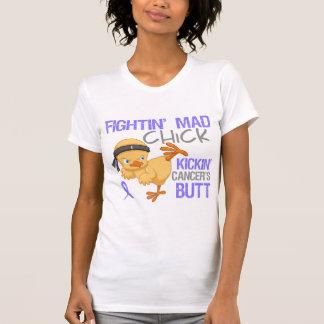 Cáncer de estómago del polluelo de Fightin Camisetas