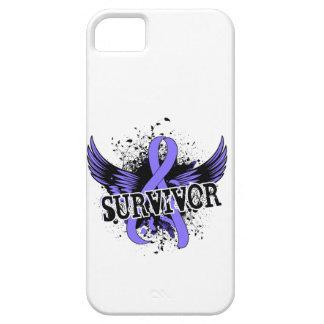 Cáncer de estómago del superviviente 16 iPhone 5 carcasa