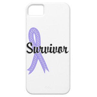 Cáncer de estómago del superviviente 17 iPhone 5 carcasa