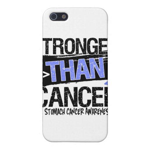 Cáncer de estómago - más fuerte que cáncer iPhone 5 funda