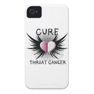 Cáncer de garganta de la curación Case-Mate iPhone 4 cobertura