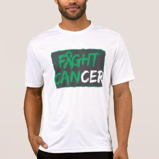 Cáncer de hígado de la lucha camisetas