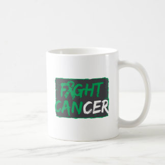 Cáncer de hígado de la lucha taza