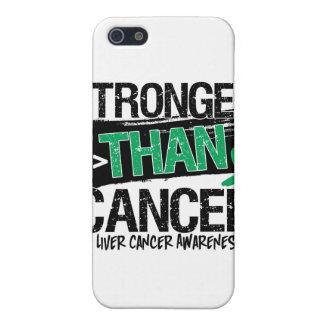 Cáncer de hígado - más fuerte que cáncer iPhone 5 cárcasas