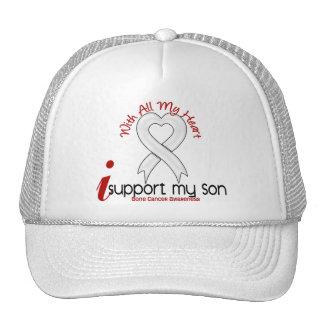 Cáncer de hueso apoyo a mi hijo gorras