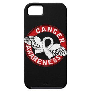 Cáncer de hueso de la conciencia 14 iPhone 5 funda