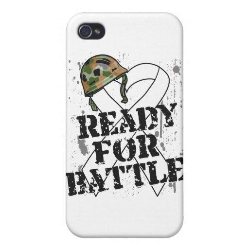 Cáncer de hueso listo para Ble iPhone 4 Funda