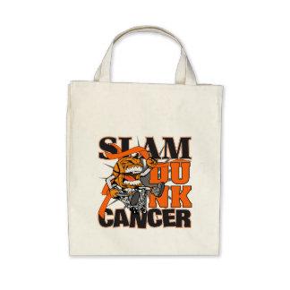 Cáncer de la leucemia - cáncer de la clavada bolsa de mano