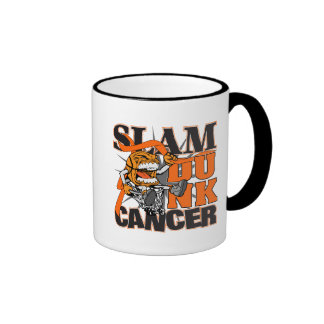 Cáncer de la leucemia - cáncer de la clavada taza a dos colores