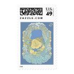 Cáncer de la muestra de la astrología sellos