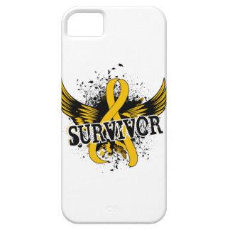 Cáncer de la niñez del superviviente 16 iPhone 5 carcasas