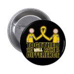 Cáncer de la niñez juntos haremos un Differenc Pin