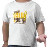 Cáncer de la niñez LLEVO el ORO PARA MI BROTHER 6, Camisetas