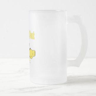 Cáncer de la niñez taza de cristal