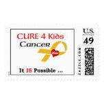 Cáncer de los niños de la curación 4 - GRP (ES Sellos