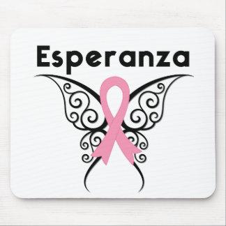 Cancer de Mama - Esperanza Mousepads