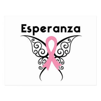 Cancer de Mamá - Esperanza Postal