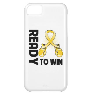 Cáncer de Neuroblastoma listo para ganar Funda Para iPhone 5C