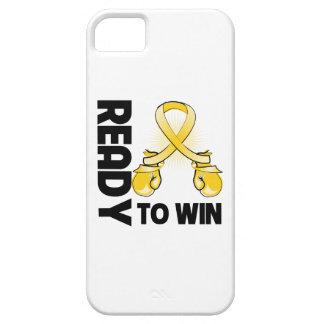 Cáncer de Neuroblastoma listo para ganar iPhone 5 Fundas