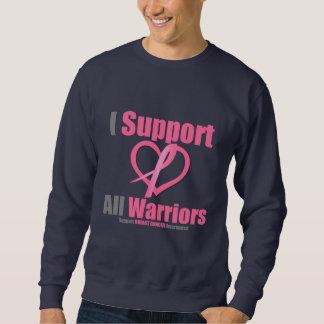 Cáncer de pecho apoyo a todos los guerreros jersey