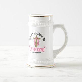 Cáncer de pecho con dios que mi madre superará taza de café