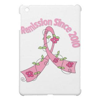 Cáncer de pecho de la remisión desde 2010