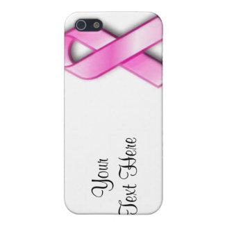 Cáncer de pecho i iPhone 5 carcasas