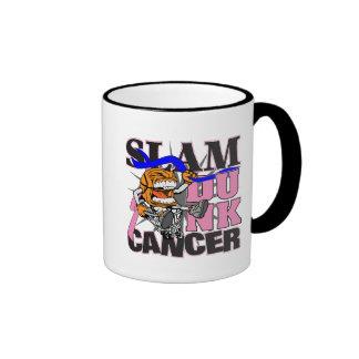 Cáncer de pecho masculino - cáncer de la clavada taza de café