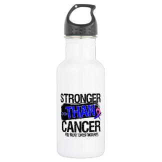 Cáncer de pecho masculino - más fuerte que cáncer