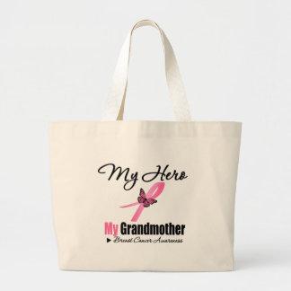 Cáncer de pecho mi héroe mi abuela bolsas