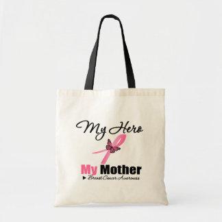 Cáncer de pecho mi héroe mi madre bolsa