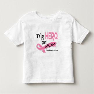 Cáncer de pecho MI HÉROE, MI MAMÁ 42 T-shirts