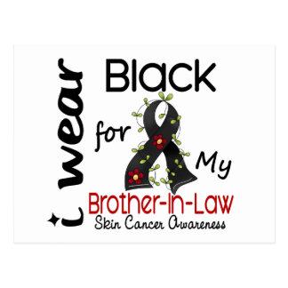 Cáncer de piel llevo el negro para mi cuñado 43 postales