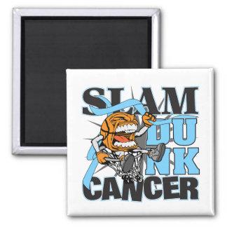 Cáncer de próstata - cáncer de la clavada imán cuadrado