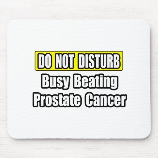 Cáncer de próstata de derrota ocupado tapetes de ratón