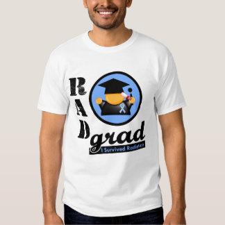 CÁNCER de PRÓSTATA del graduado de la radiación Camisas