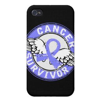 Cáncer de próstata del superviviente 14 iPhone 4 protector
