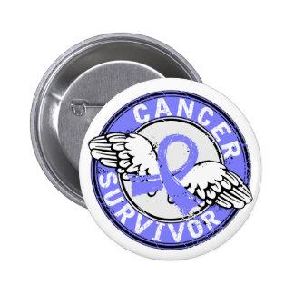 Cáncer de próstata del superviviente 14 pin