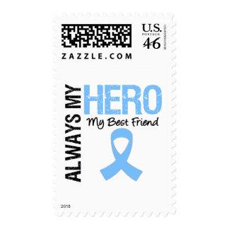 Cáncer de próstata siempre mi héroe mi mejor amigo