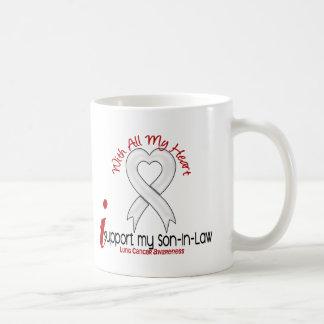 Cáncer de pulmón apoyo a mi yerno taza de café
