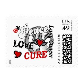 Cáncer de pulmón de la curación 2 del amor de la franqueo